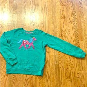 Hanna Anderson sweatshirt